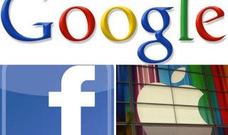 Google, Fb and apple